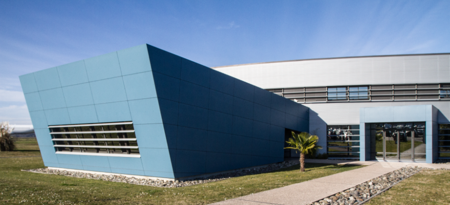 New factory in Nantes